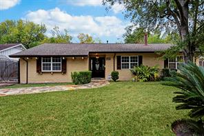 Houston Home at 2511 Stoney Brook Drive Houston , TX , 77063-3125 For Sale