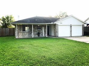 Houston Home at 11714 Crockett Drive La Porte , TX , 77571-9549 For Sale