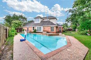Houston Home at 102 Locksley Trace Court Houston , TX , 77094-2647 For Sale