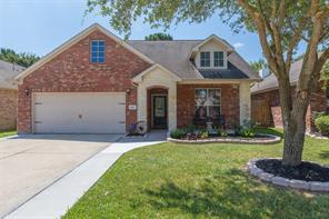 Houston Home at 1064 Misty Cliff Dickinson , TX , 77539-8377 For Sale