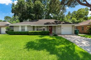 Houston Home at 4013 Woodfin Street Houston , TX , 77025-5712 For Sale