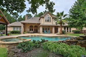 Houston Home at 26677 Bayou Tesch Drive Magnolia , TX , 77354-2850 For Sale