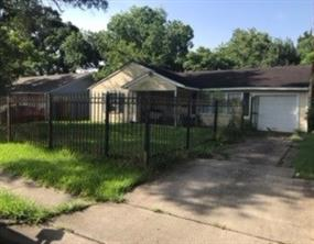 Houston Home at 5114 Perry Street Houston , TX , 77021-3629 For Sale