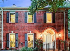 Houston Home at 2127 Bering Drive 2127 Houston , TX , 77057-3711 For Sale