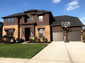 Houston Home at 2219 Taylor Marie Trail Katy , TX , 77494-7398 For Sale