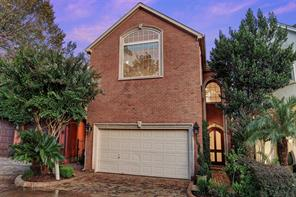 Houston Home at 10807 Brenner Creek Court Houston , TX , 77079-7300 For Sale
