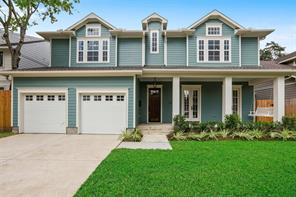 Houston Home at 1364 Du Barry Lane Houston , TX , 77018-5255 For Sale