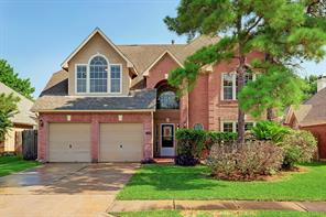 Houston Home at 17406 Erin Way Court Houston , TX , 77095-1154 For Sale