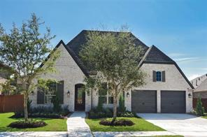 Houston Home at 17611 Lynedoch Lane Richmond , TX , 77407 For Sale
