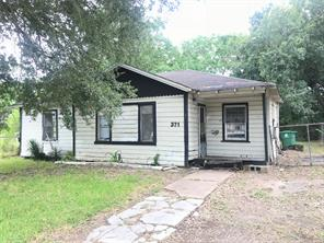 Houston Home at 3716 Rebecca Street Houston , TX , 77021-6135 For Sale