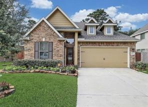 Houston Home at 18927 S Sapling Oaks Place Magnolia , TX , 77355-2025 For Sale