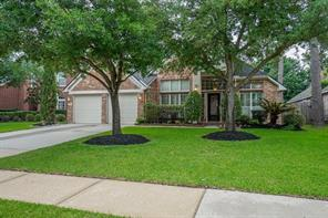 Houston Home at 15814 Cypress Hall Drive Cypress , TX , 77429-6989 For Sale