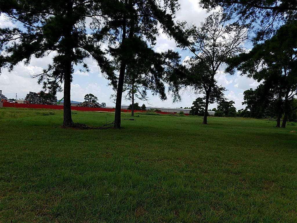 Please note: Approximately  3.445 acres for sale only. Commercial/Industrial property with utilities available. Land will need to be platted with a new survey.