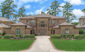 Houston Home at 15 Player Vista Place The Woodlands , TX , 77382-2928 For Sale