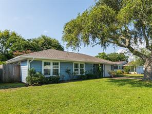 Houston Home at 109 Bonita Avenue Galveston , TX , 77550 For Sale