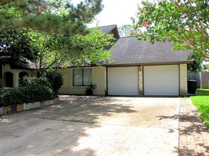 Houston Home at 2510 Lazy Lake Drive Nassau Bay , TX , 77058-3709 For Sale
