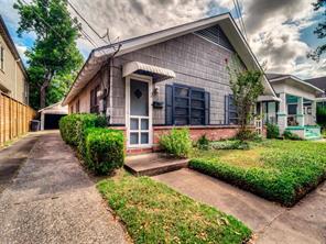 129 Parkview, Houston, TX, 77009