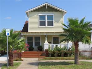 Houston Home at 1814 Avenue O 1/2 Galveston , TX , 77550-8051 For Sale