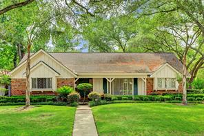 Houston Home at 1102 Ben Hur Drive Houston , TX , 77055-6602 For Sale