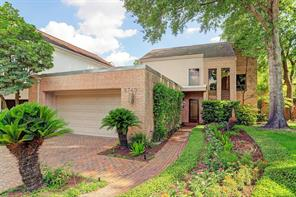 Houston Home at 5749 Indian Circle Houston , TX , 77057-1302 For Sale