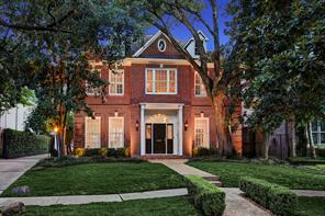 Houston Home at 3745 Sunset Boulevard West University Place , TX , 77005-2029 For Sale