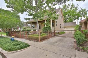 Houston Home at 1125 Peddie Street Houston , TX , 77009-4438 For Sale