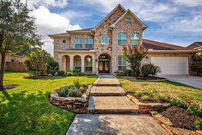 Houston Home at 6107 Rustic Creek Lane Kingwood , TX , 77345-1972 For Sale