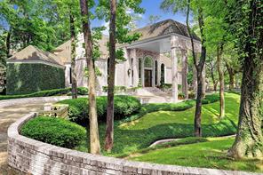 Houston Home at 1 Saddlewood Estates Drive Hunters Creek Village , TX , 77024-6841 For Sale