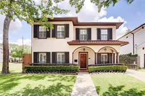 4209 Sunset Boulevard, West University Place, TX 77005