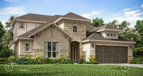 Houston Home at 8826 Stonebriar Creek Crossing Tomball , TX , 77375 For Sale