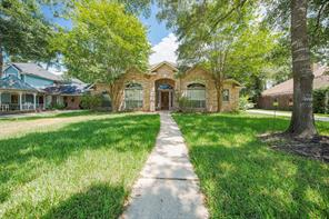 Houston Home at 7623 Post Bridge Road Spring , TX , 77389-3188 For Sale