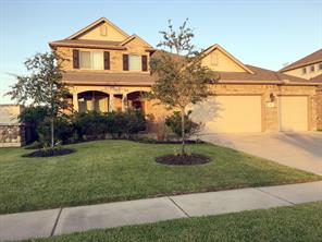 Houston Home at 3318 Benbrook Springs Lane Katy , TX , 77449-1478 For Sale