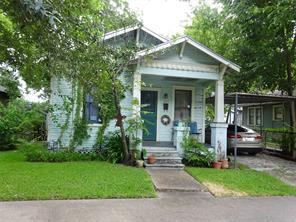 Houston Home at 1417 Lawrence Street Houston , TX , 77008-3831 For Sale