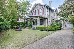 Houston Home at 1108 Hyde Park Boulevard Houston                           , TX                           , 77006-1206 For Sale