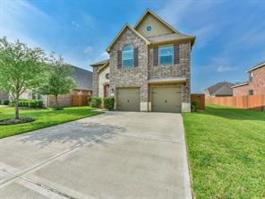 Houston Home at 17310 Aldenwilds Lane Richmond , TX , 77407-2637 For Sale