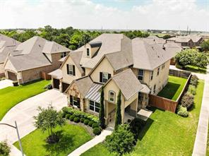 Houston Home at 17010 Mahogany Trace Lane Richmond , TX , 77407-2603 For Sale