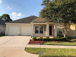 Houston Home at 19910 Middglegate Lane Richmond , TX , 77407 For Sale