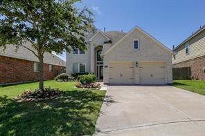 Houston Home at 3911 Stormy Orchard Court Richmond , TX , 77407-3242 For Sale
