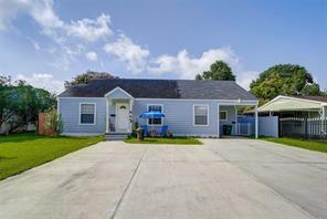 Houston Home at 7142 Moss Rose Street Houston                           , TX                           , 77087-2828 For Sale