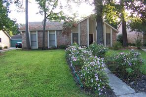 Houston Home at 4018 Flint Creek Drive Kingwood , TX , 77339 For Sale