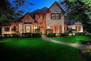 Houston Home at 15 Baronial Circle The Woodlands , TX , 77382-5802 For Sale