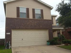 Houston Home at 26123 Flinton Drive Richmond , TX , 77406-2566 For Sale