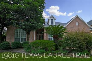 Houston Home at 19810 Texas Laurel Trail Humble , TX , 77346-3326 For Sale