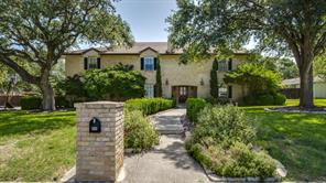 205 vista robles street, hollywood park, TX 78232