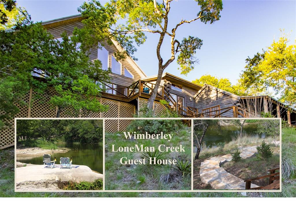 601 Deer Lake Road, Wimberley, TX 78676