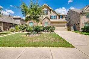 Houston Home at 5235 Red Burr Oak Trail Katy , TX , 77494-2661 For Sale