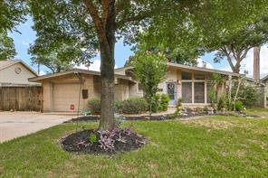 Houston Home at 4110 Marlborough Drive Houston , TX , 77092-7523 For Sale