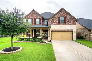 Houston Home at 2030 Baron Sky Lane Richmond , TX , 77469-6380 For Sale