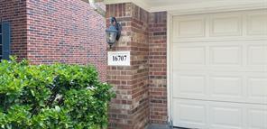 Houston Home at 16707 Sonoma Del Norte Drive Houston                           , TX                           , 77095-4870 For Sale