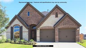 Houston Home at 16803 Big Reed Drive Humble , TX , 77346 For Sale